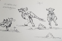 Day 6 - No Man's Sky related critters